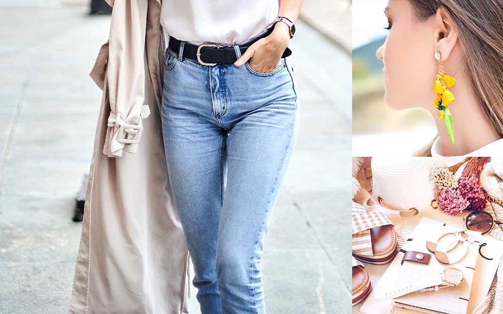 脚が太いけどスキニーや細身パンツが履きたい人はコーディネートでカバーしよう。