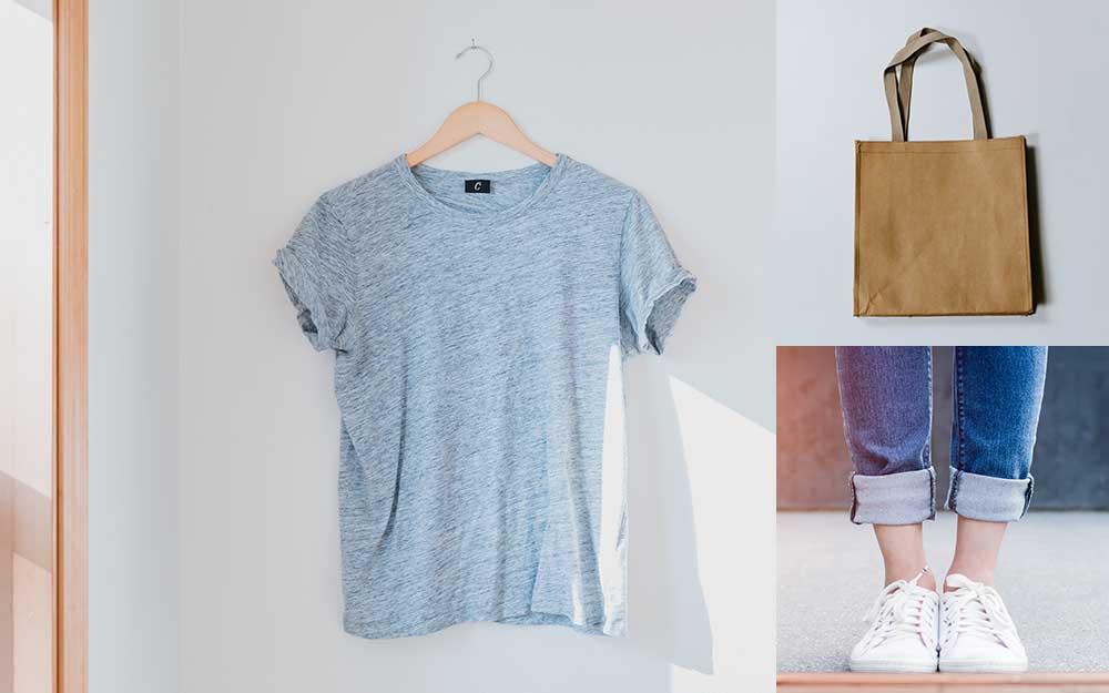 30代ミニマリスト女性のファッション事情。持ってる服の枚数は平均20着。