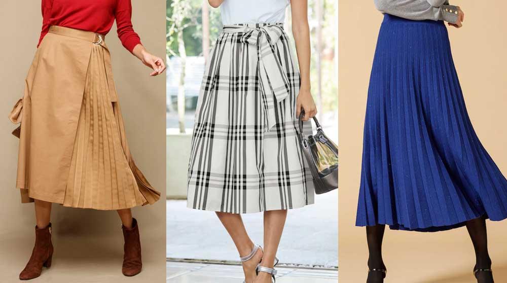 ドゥクラッセは可愛いスカートが多い
